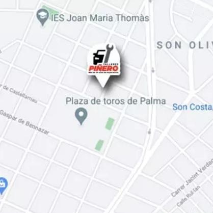 Talleres Piñero   Taller mecánico en zona Plaza Toros