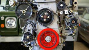 Espera a que el motor alcance una temperatura optima